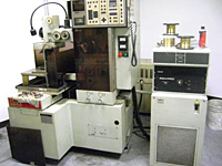 1 of 3 EDM Wire Machines
