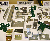 Specialty Brackets and Parts