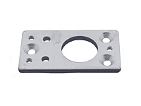 Countersunk Nut Plate