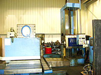 Vertica Boring Bar Machine